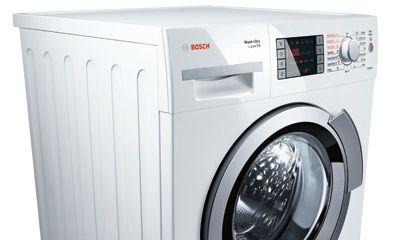 Waschtrockner - waschen und trocknen in einem Gerät kombiniert ...